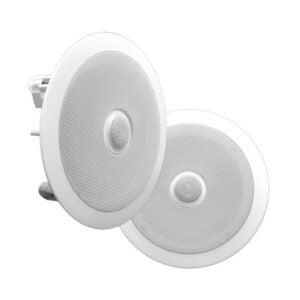 The Best In-Ceiling Speaker Option: Pyle 6.5 In-Wall In-Ceiling Midbass Speakers (Pair)
