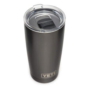 最佳绝缘拖网柜选项:yeti rambler 20盎司翻转器,不锈钢