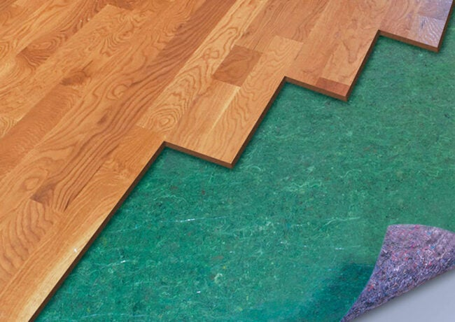 The Best Laminate Underlayment Options