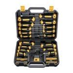 The Best Magnetic Screwdriver Option: CREMAX Magnetic Screwdriver Set 57 PCS