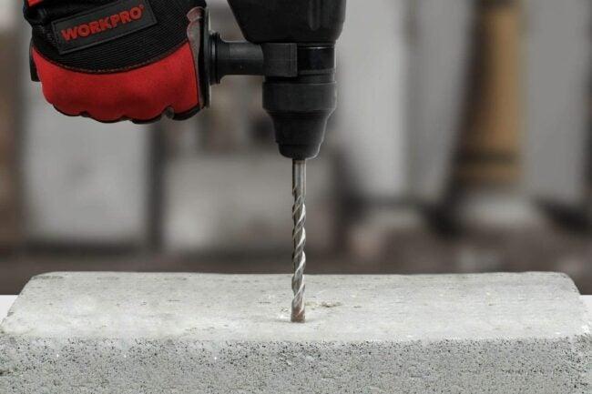 用于混凝土选项的最佳钻头