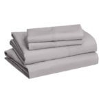 The Best Microfiber Sheets Options: Amazon Basics Lightweight Super Soft Easy Care