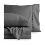 The Best Microfiber Sheets Options: Bare Home Queen Sheet Set 1800 Thread Count Sheet Set