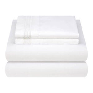The Best Microfiber Sheets Options: Mezzati Microfiber 1800 Thread Count Bed Sheet