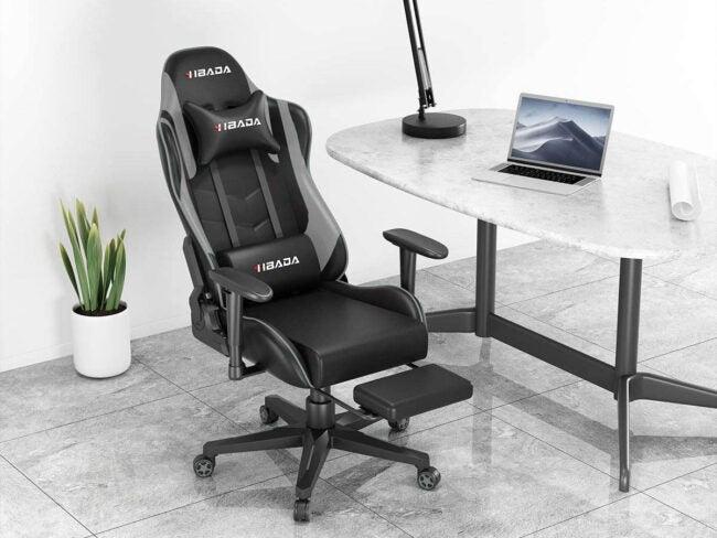 背部疼痛的最佳办公椅选择