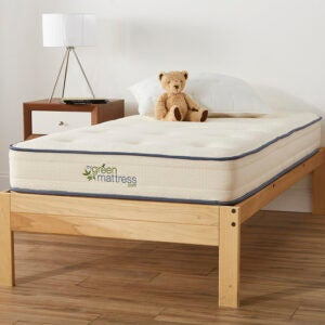 The Best Organic Mattress Options: My Green Mattress Pure Echo