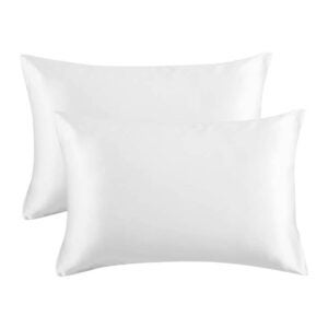 The Best Pillowcase Options: Bedsure Satin Pillowcase for Hair and Skin