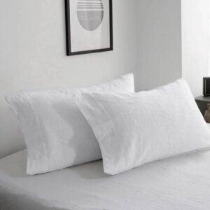 The Best Pillowcase Options: Simple&Opulence 100% Belgian Linen Pillowcase