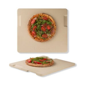 The Best Pizza Stone Option: ROCKSHEAT Pizza Stone