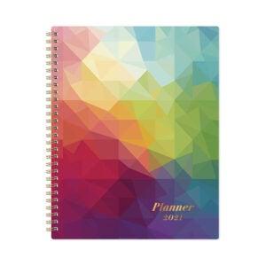 The Best Planner Option: Artfan Planner 2021- Weekly & Monthly Planner