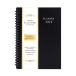 The Best Planner Option: BooQool 2021 Weekly & Monthly Planner