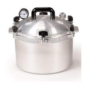 最佳压力罐头选项:所有美国915罐压力锅