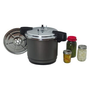 最佳压力CANNER选项:花岗岩洁具压力罐和炊具蒸锅