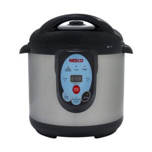 The Best Pressure Canner Option: NESCO NPC-9 Smart Pressure Canner and Cooker