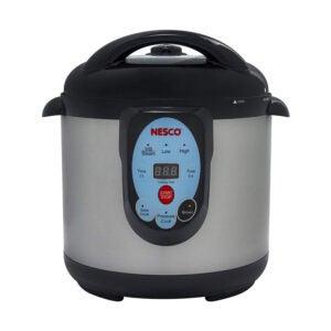 最佳压力罐头选项:Nesco NPC-9智能压力罐和炊具