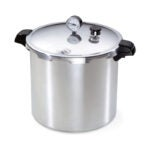 The Best Pressure Canner Option: Presto 01781 23-Quart Pressure Canner and Cooker