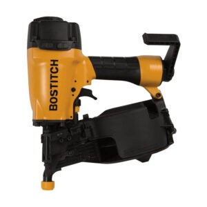 The Best Siding Nailer Option: BOSTITCH Coil Siding Nailer