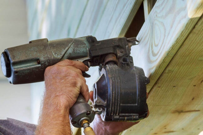 The Best Siding Nailer Options