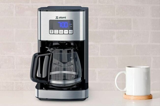 The Best Smart Coffee Maker Option