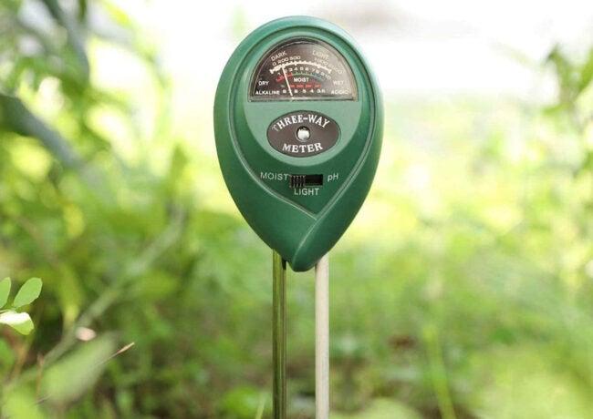 最好的土壤水分仪表选项