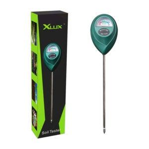 最好的土壤水分仪表选项:XLUX土壤水分仪表