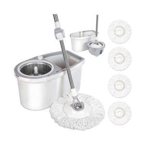 The Best Spin Mop Option: BOOMJOY Spin Mop