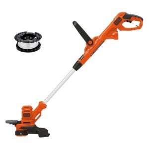 The Best String Trimmer Option: BLACK+DECKER String Trimmer with Auto Feed