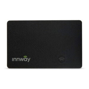 The Best Wallet Tracker Option: Innway Card Ultra Thin Rechargeable Bluetooth Tracker
