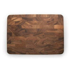 The Best Wood Cutting Board Options: Ironwood Gourmet Large End Grain Prep Station