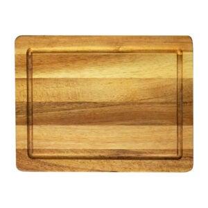 最好的木材砧板选择:别墅洋槐小木材砧板