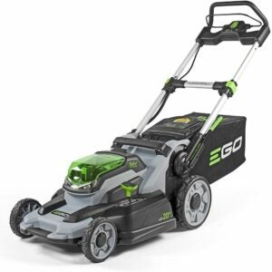 The Best Battery Powered Lawn Mower Options: EGO Power+ 20-Inch 56-Volt Cordless Lawn Mower