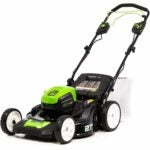 The Best Battery Powered Lawn Mower Options: Greenworks Pro 21-Inch 80-V Cordless Lawn Mower