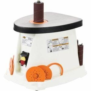 The Best Bench Sander Option: Shop Fox W1831 Oscillating Spindle Sander