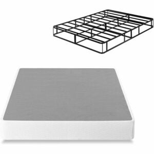 The Best Box Spring Option: ZINUS 9 Inch Smart Metal Box Spring