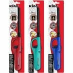 The Best Candle Lighter Options: 3 Pack King BKOU172 Multi Utility Lighter