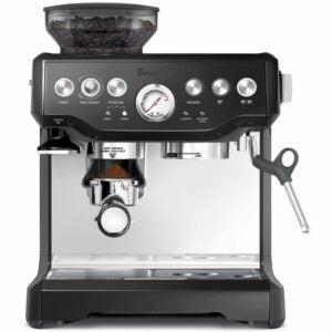 The Best Coffee Maker with Grinder Options: Breville BES870BSXL Barista Express Espresso Machine