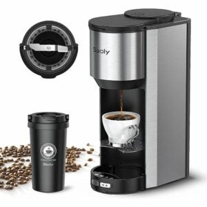 The Best Coffee Maker with Grinder Options: Sboly Coffee Maker with Grinder