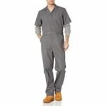 The Best Coveralls Options: Amazon Essentials Men's Short-Sleeve Coverall