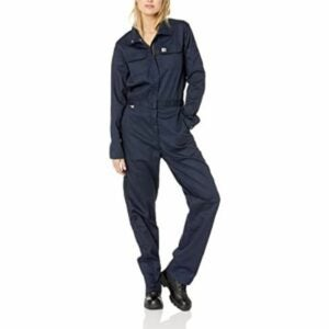The Best Coveralls Options: Carhartt Flame Resistant Womens Rugged Flex Coverall