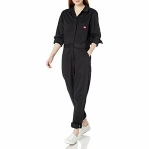 The Best Coveralls Options: Dickies Womens Long Sleeve Cotton Twill Coverall