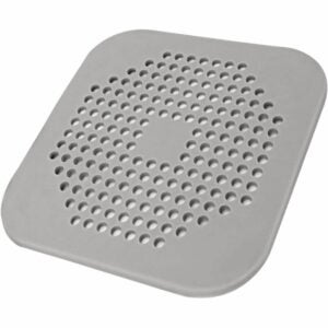The Best Drain Hair Catch Options: SHURIN Square Drain Cover for Shower