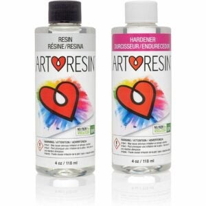 The Best Epoxy Resin Option: ArtResin - Epoxy Resin - Clear - Non-Toxic