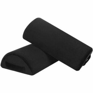 The Best Foot Rest Options: scriptract Ergonomic Foot Rest Cushion Under Desk