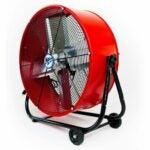 The Best Garage Fan Option: Maxx Air Industrial Grade Air Circulator for Garage