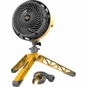 The Best Garage Fan Option: Vornado EXO5 Heavy-Duty Shop Air Circulator Fan