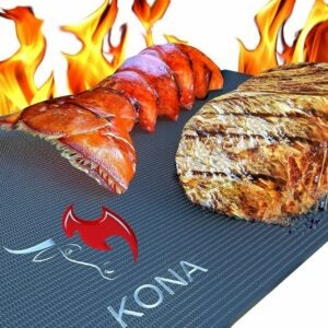 The Best Grill Mats Option: Kona XL Best Grill Mat - BBQ Grill Mat