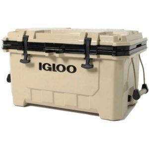 The Best Ice Bucket Option: Igloo 70 QT Lockable Insulated Ice Chest