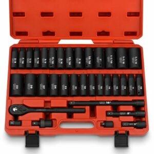 最佳冲击插座选项:Neiko 02446A 1/2