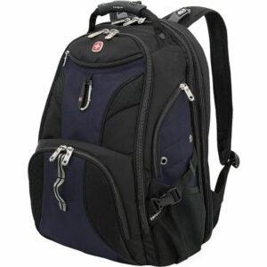 The Best Laptop Backpack Options: SWISSGEAR 1900 ScanSmart Laptop Backpack