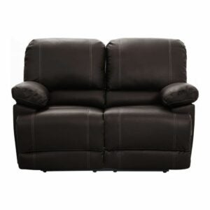 The Best Loveseat Options: Andover Mills Edgar Faux Leather Reclining Loveseat